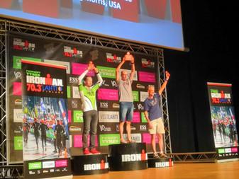 Seppo Aaltonen lunasti voitollaan paikan Ironman 70.3. MM-kilpailuun Nizzaan!