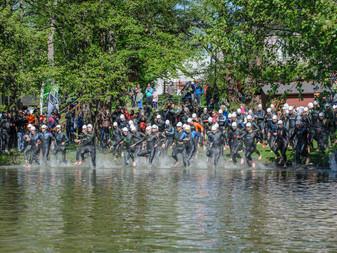 JäPy Tuusulanjärvi Triathlon keräsi Järvenpäähän nimekkään kilpailijajoukon ja paljon innokkaita ala
