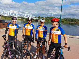 Kilpisjärvi-Tornio maraton -pyöräily tapahtuma 28.7. – 30.7.2021