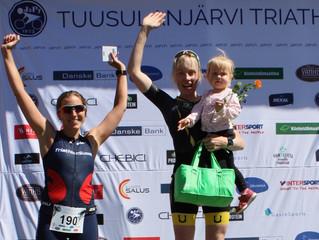 Tasan kuukausi aikaa kotimaisen triathlonkilpailukauden avaukseen!