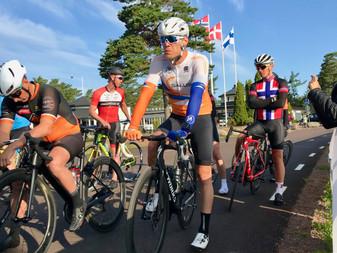 JäPy:llä vaisu viikonloppu ikäluokkien Pohjoismaiden mestaruuskilpailuissa Ahvenanmaalla
