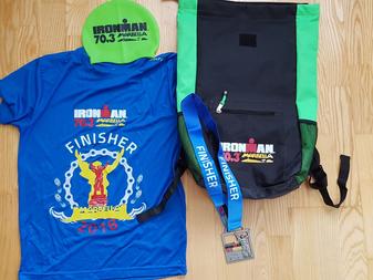 JäPyn Olli Kinnusen kisaraportti Marbellan Ironman 70.3 -kilpailusta!