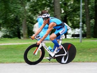 Mika Somppi mukana Tuusulanjärvi Triathlonissa 4.6.2017