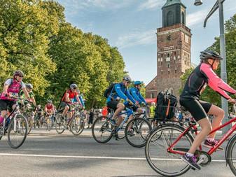 Turku Touring Pyöräily 20.-21.8.2016