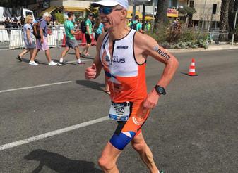 Viikonloppuna ratkottiin maailmanmestaruudet Nizzassa Ironman 70.3 matkalla!
