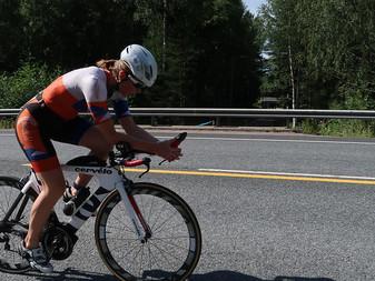 JäPyläisille viisi SM-mitalia triathlonin sprinttimatkalla Vantaan Kuusijärvellä!