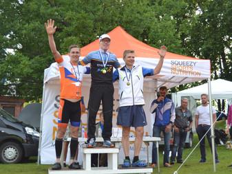 JäPylle SM-mitali triathlonin täydeltä matkalta