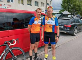 JäPy:n kilpailukausi avattu tänään Virossa!