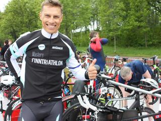 JäPy Tuusulanjärvi Triathlon 2019 avasi kotimaisen kilpailukauden tänään!