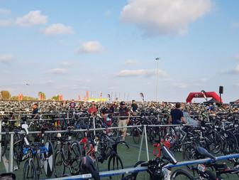 Olli Kinnunen debytoi loistavasti Ironman-matkalla Barcelonassa la 30.9.2017