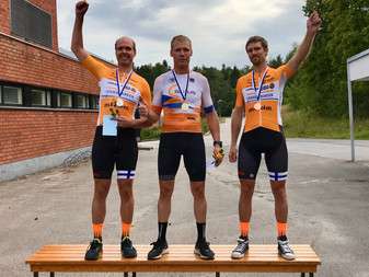 JäPy:n Antti Mäkelä ajoi ikäluokkansa Suomenmestariksi