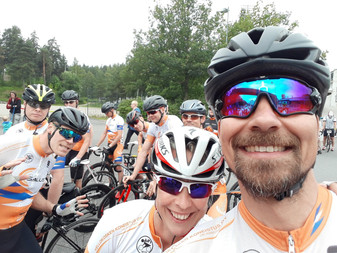 JäPy:n Tuomas Ratilainen Royal-pyöräilyn kolmanneksi!