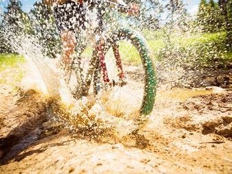 JäPy järjestää maastopyöräkoulun lapsille kesän aikana