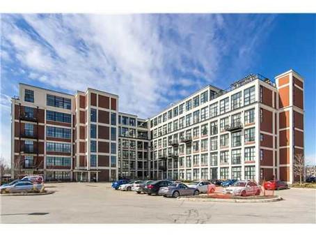 Kaufman Lofts: Penthouse Level