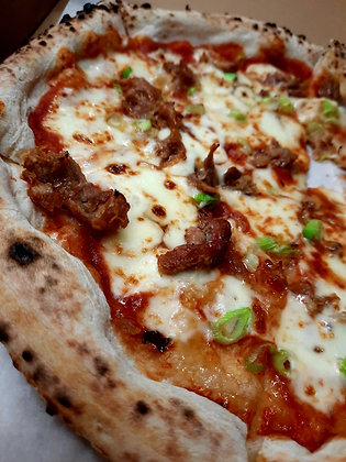 The Peoples Pizza (Duck)