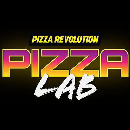 Pizza Lab (Blue cheese Garlic Bread)