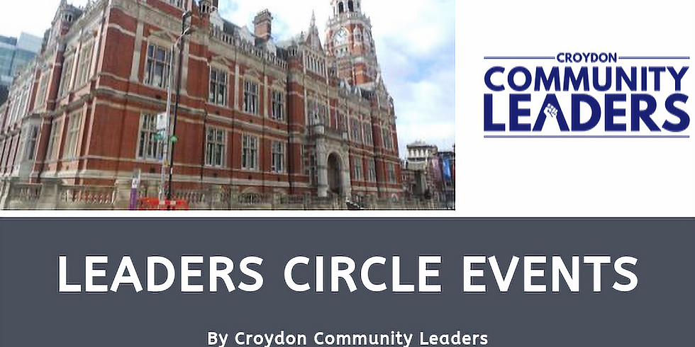 Leaders Circle: Are you a Business or Community Leader?