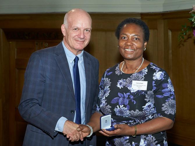 Press Release - WCMT Fellowship Award