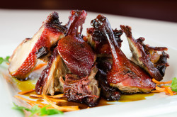 Honey Roasted Duck