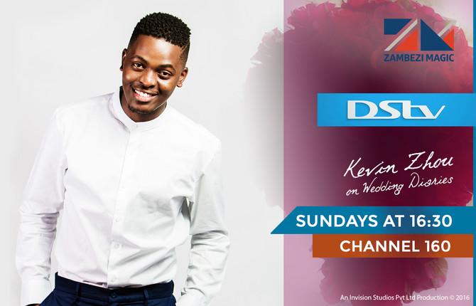 Wedding Diaries on DSTV!