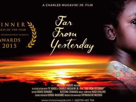 Far From Yesterday Brings Home Award