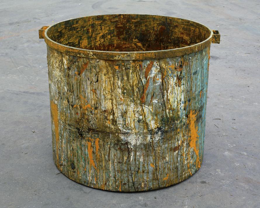 Shiva Paint Tub #4