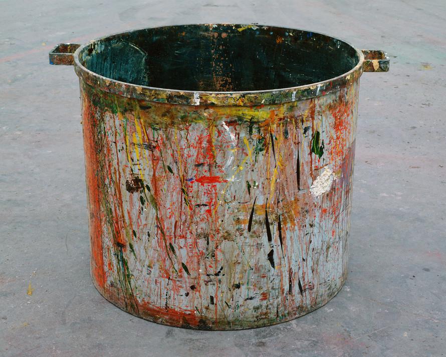 Shiva Paint Tub #2