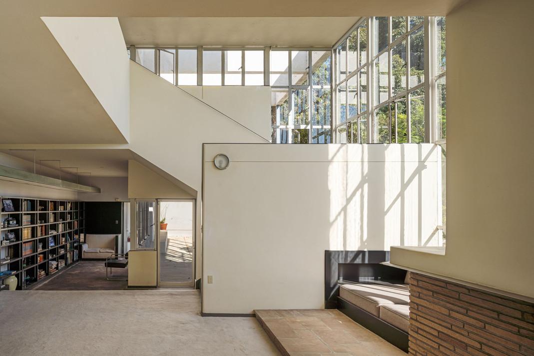 Richard Neutra / Lovell House #13