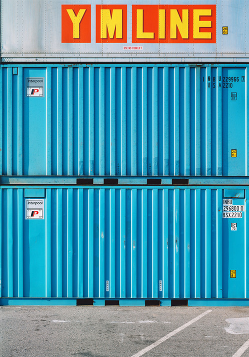 Shipping Containers, Y M LINE