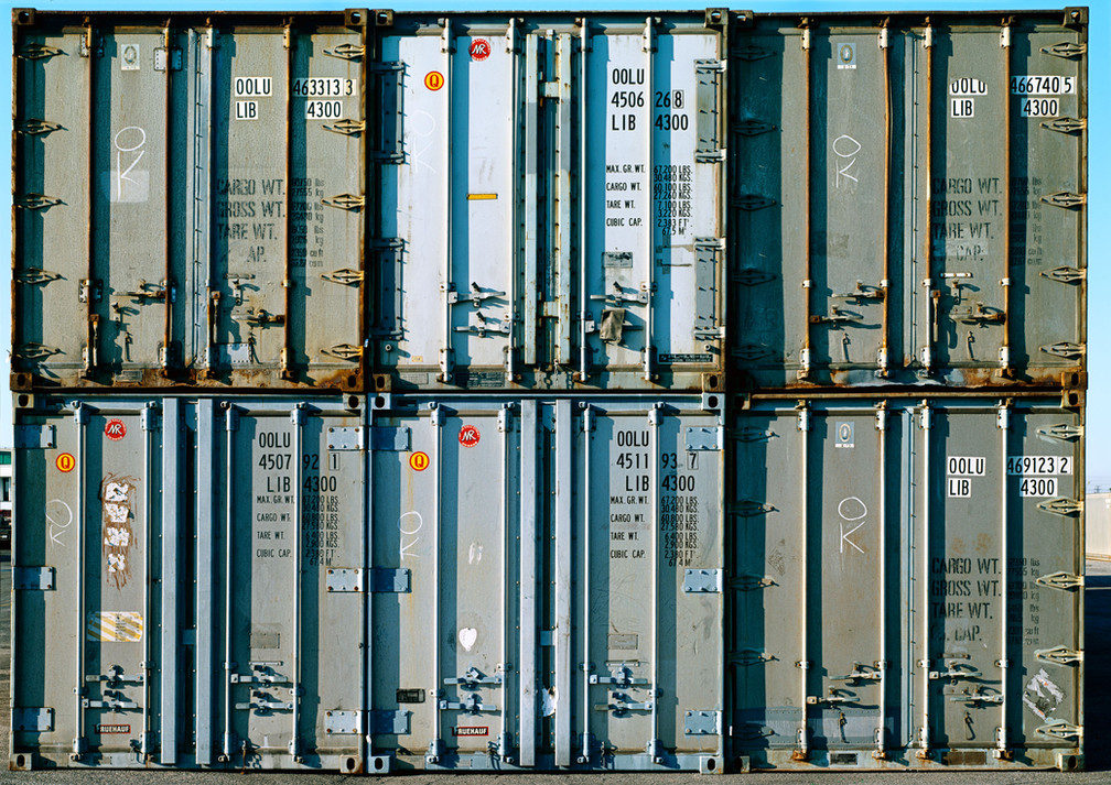 Shipping Containers, OK