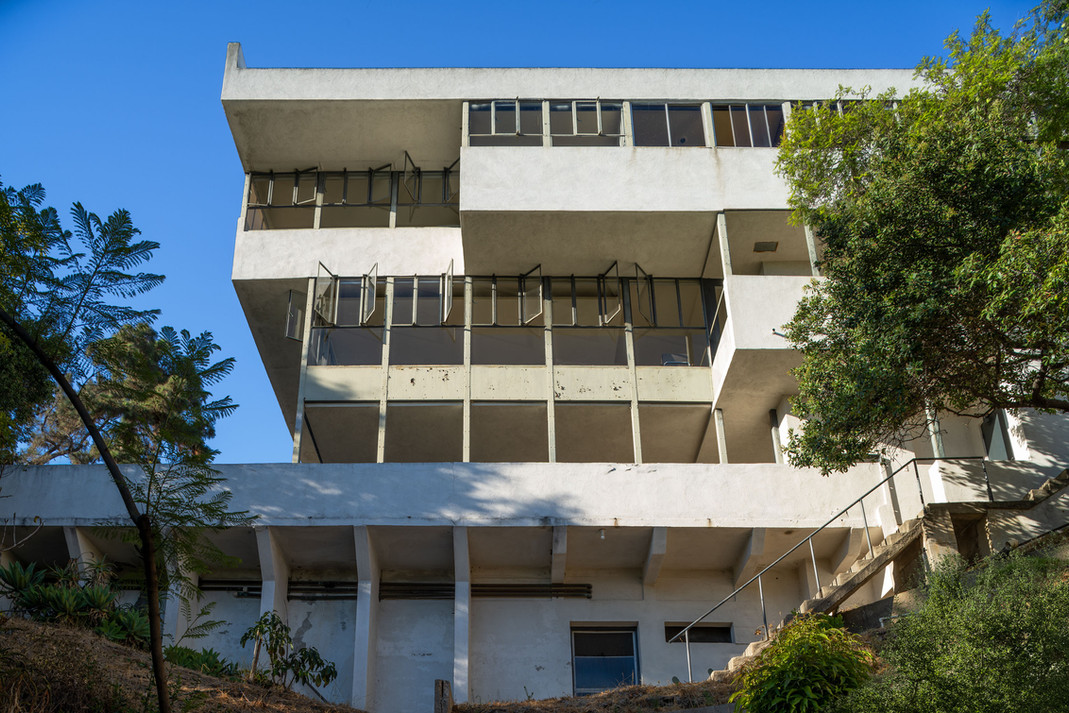 Richard Neutra / Lovell House #16