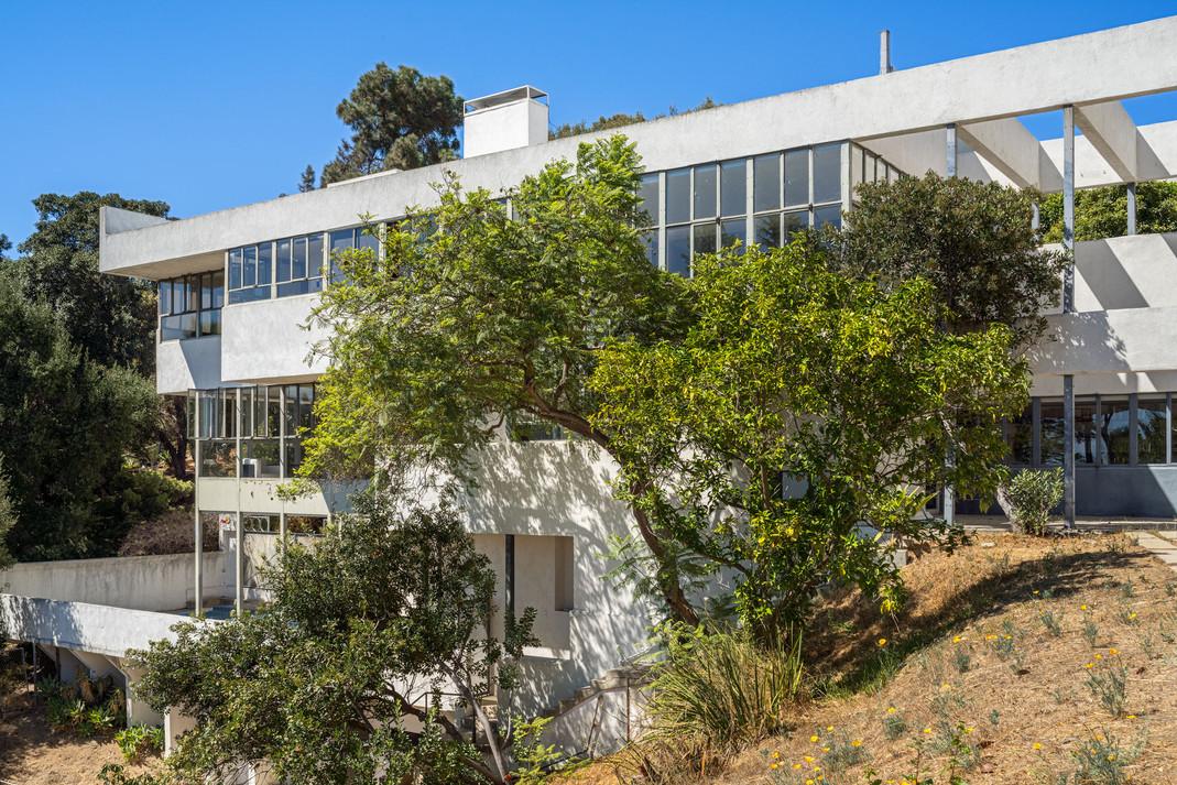 Richard Neutra / Lovell House #9