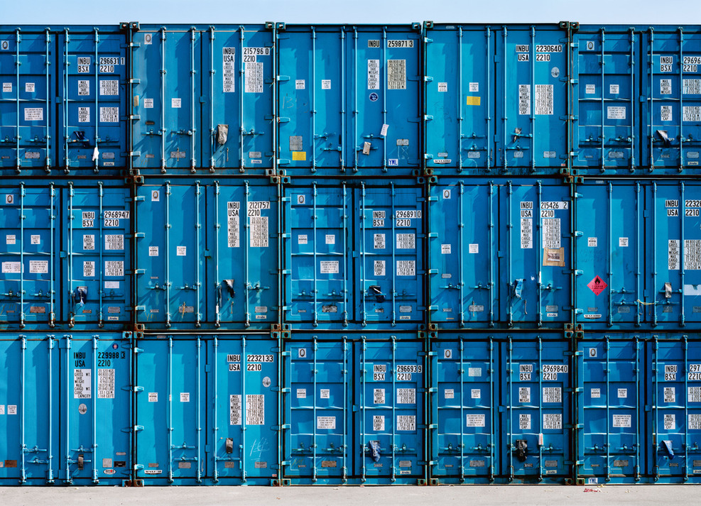Shipping Containers, INBU