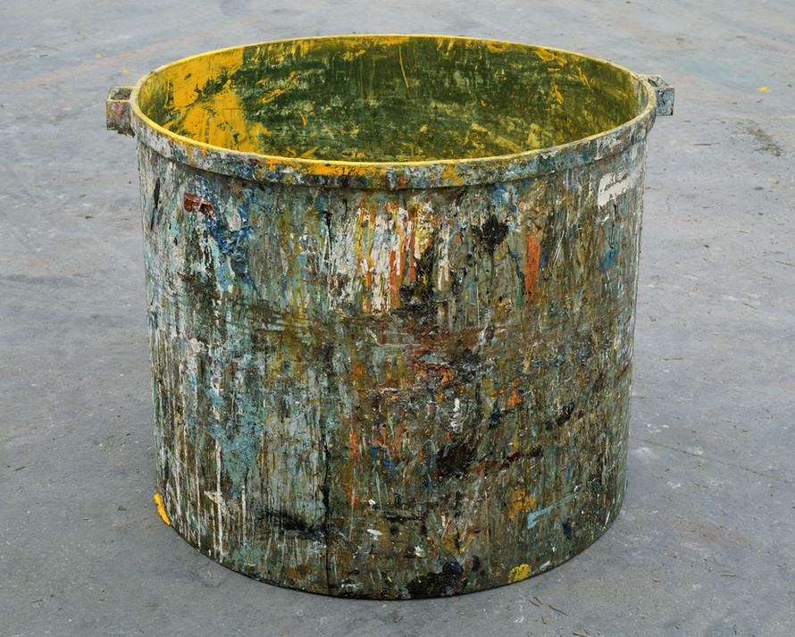 Shiva Paint Tub #6