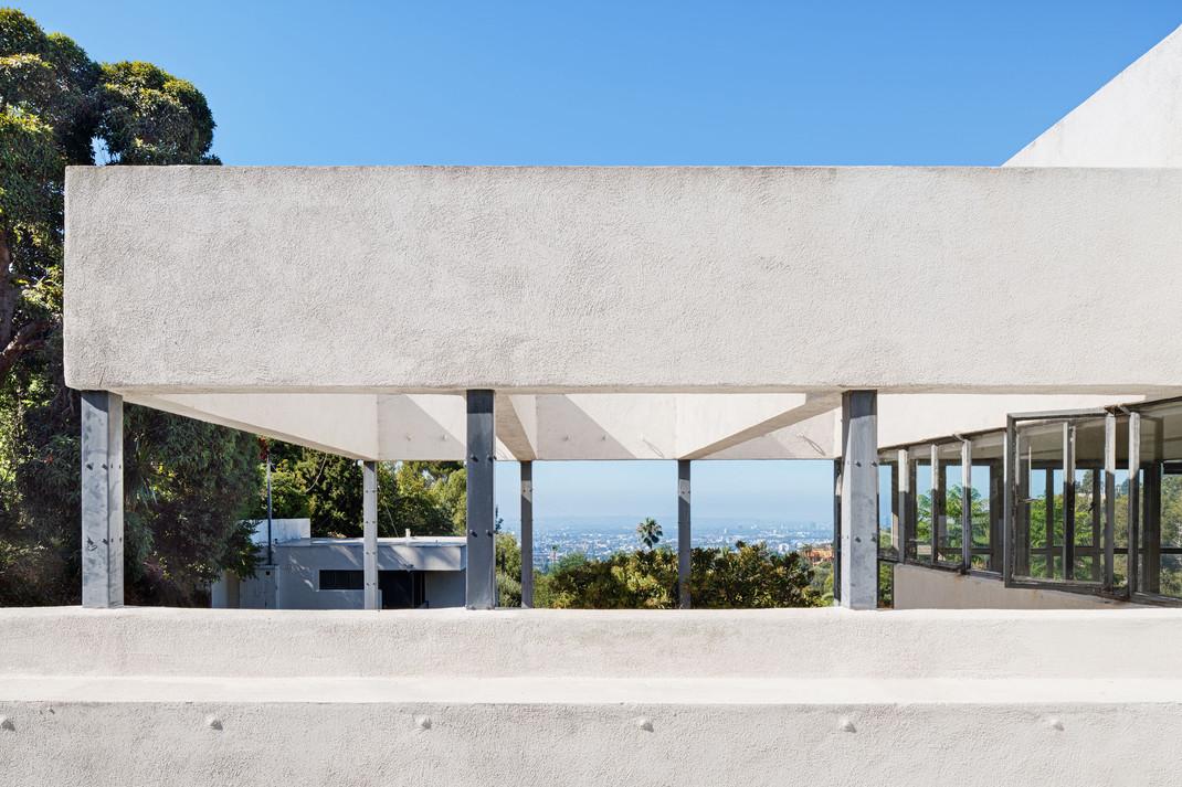 Richard Neutra / Lovell House #1