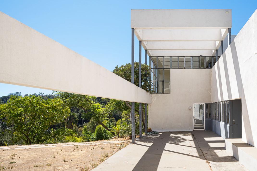 Richard Neutra / Lovell House #8