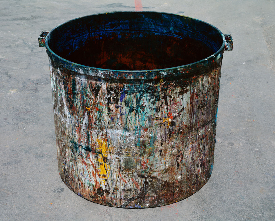 Shiva Paint Tub #8