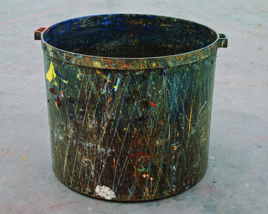 Shiva Paint Tub #3