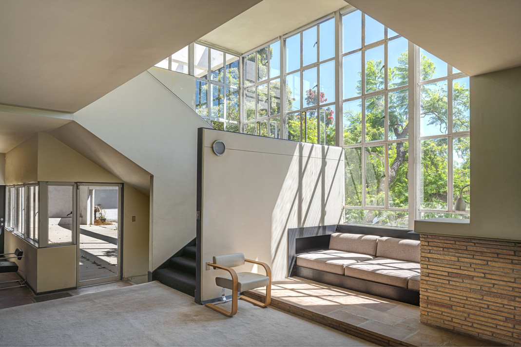 Richard Neutra / Lovell House #6