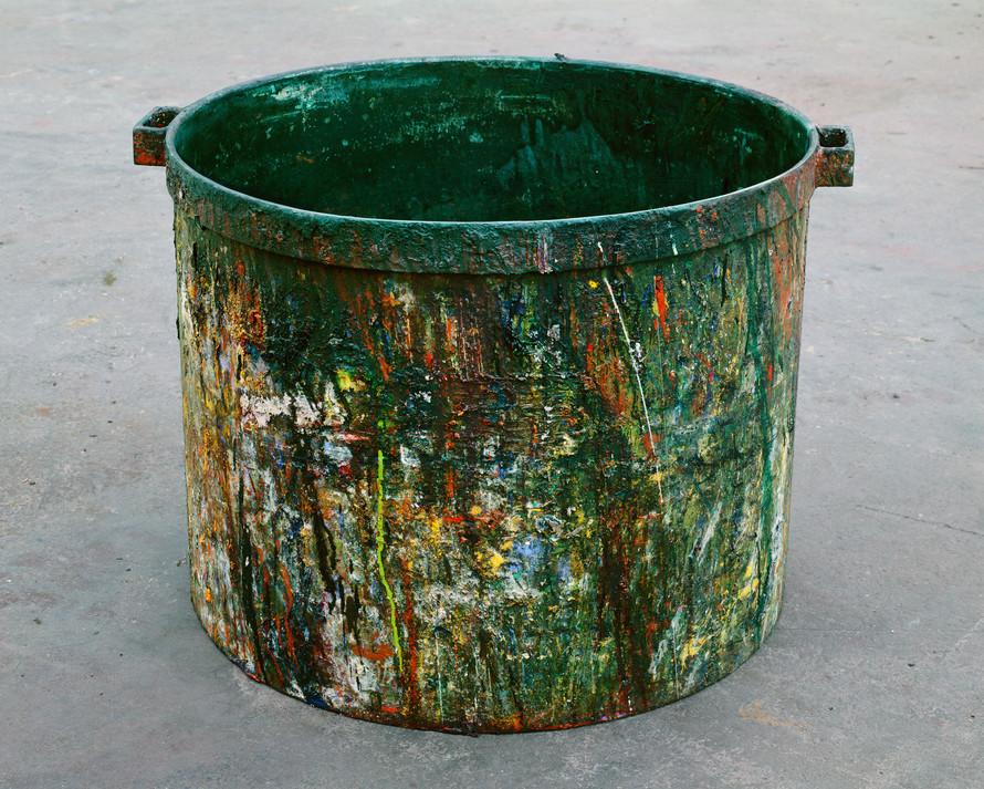 Shiva Paint Tub #7