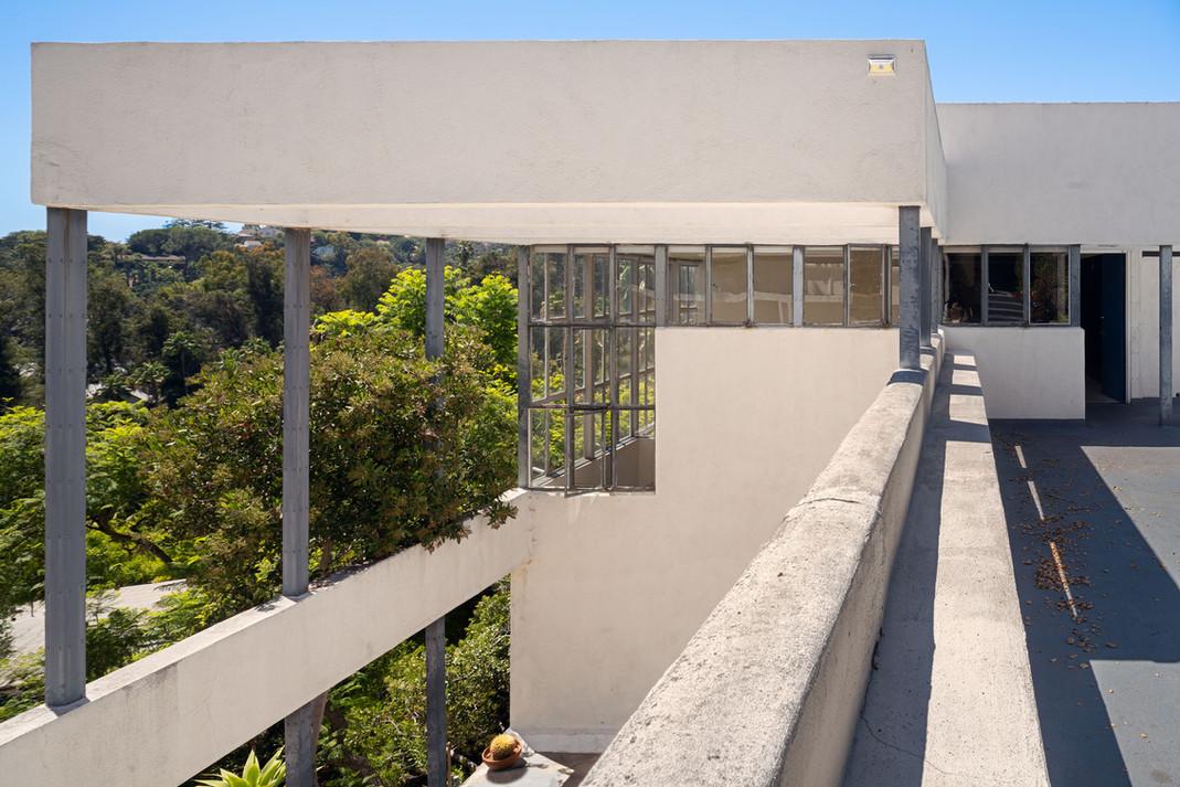 Richard Neutra / Lovell House #5
