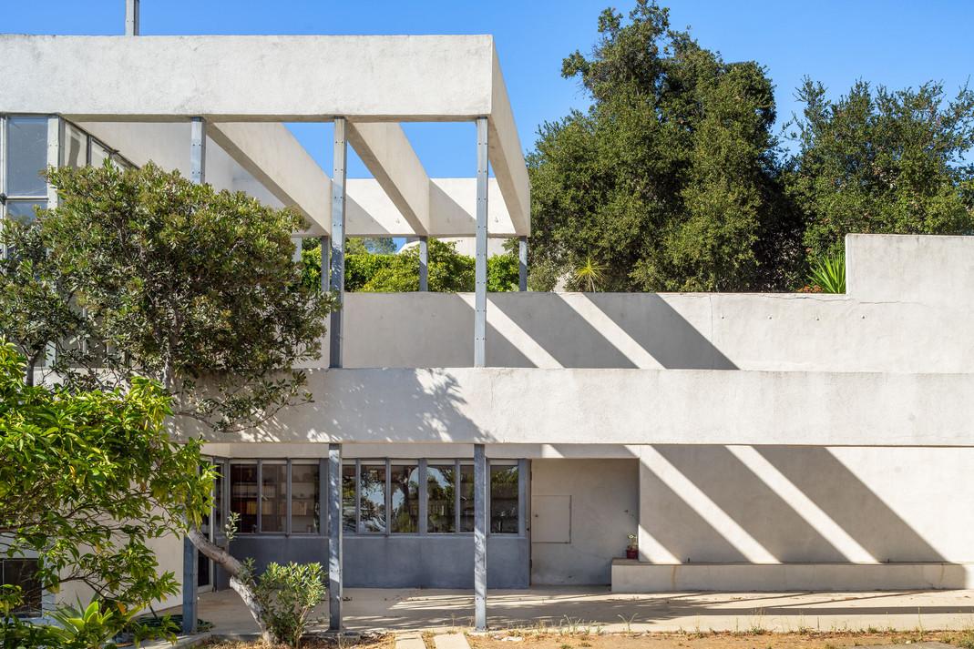 Richard Neutra / Lovell House #12