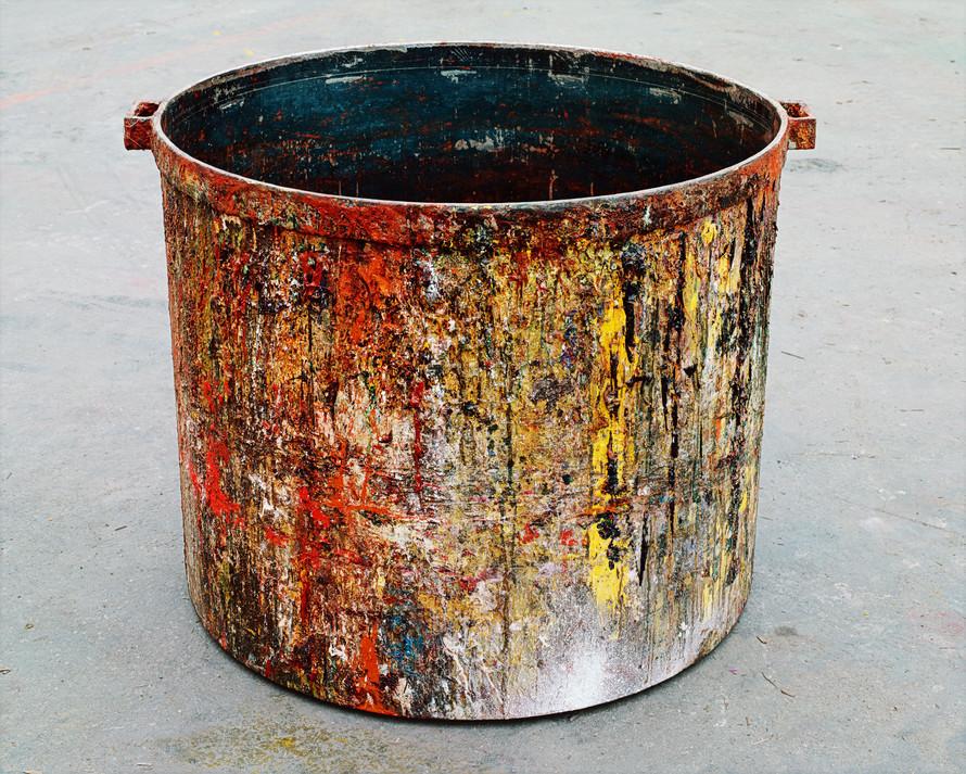 Shiva Paint Tub #5