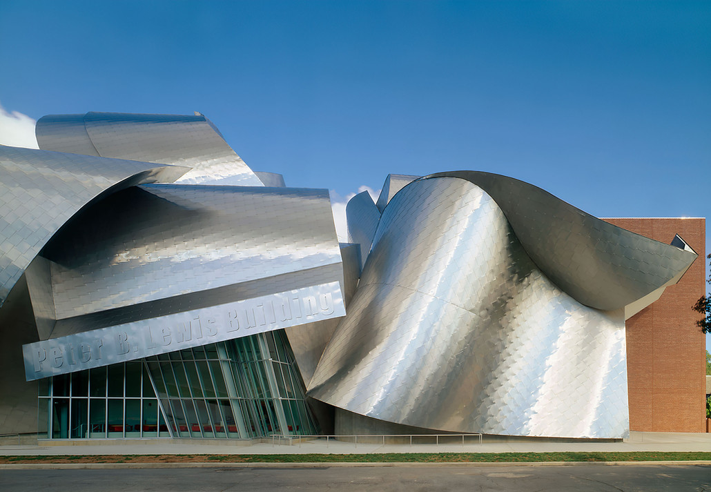 Frank Gehry #18