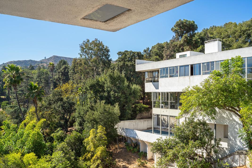 Richard Neutra / Lovell House #11