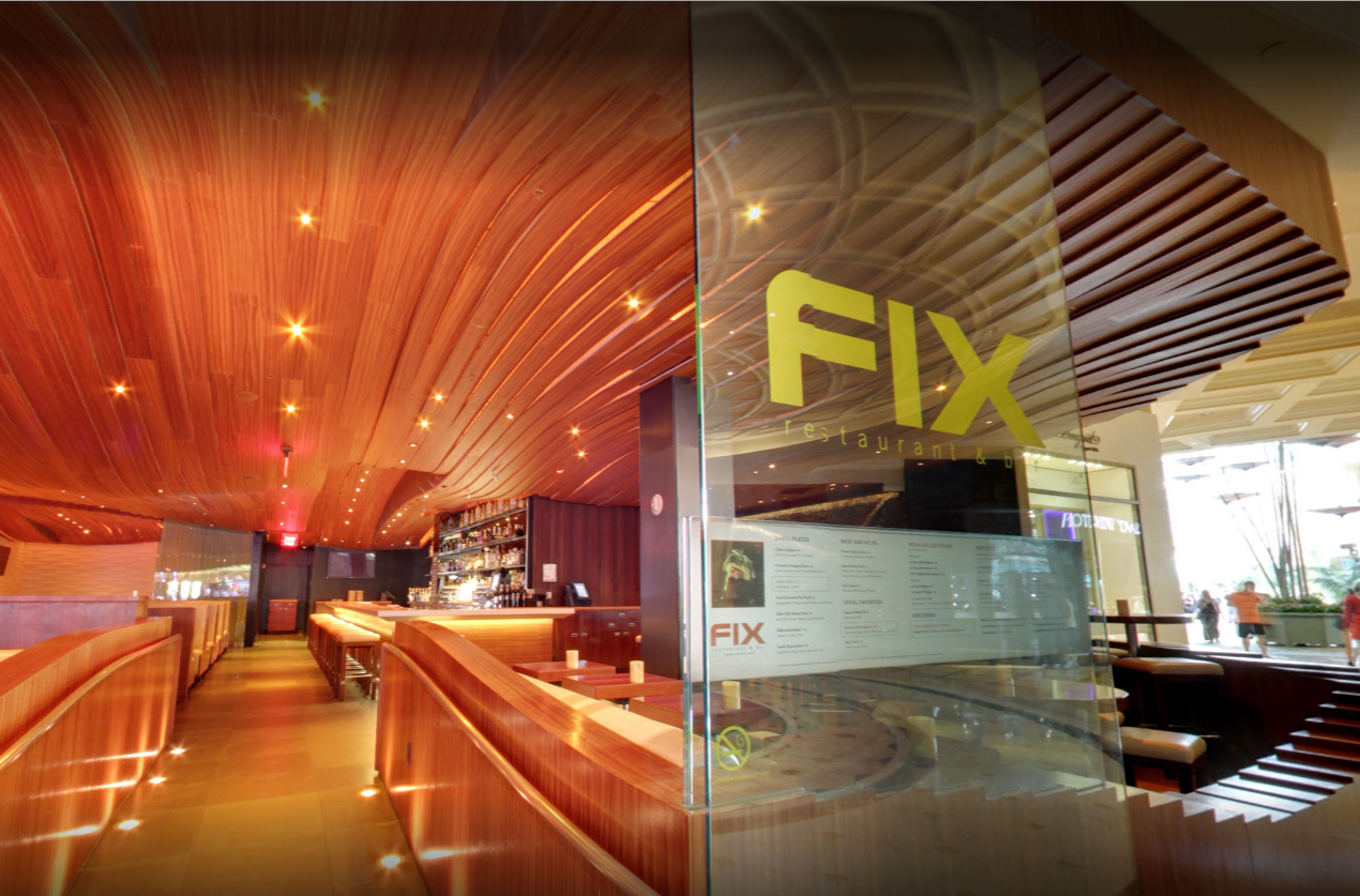 FIX Restaurant and Bar