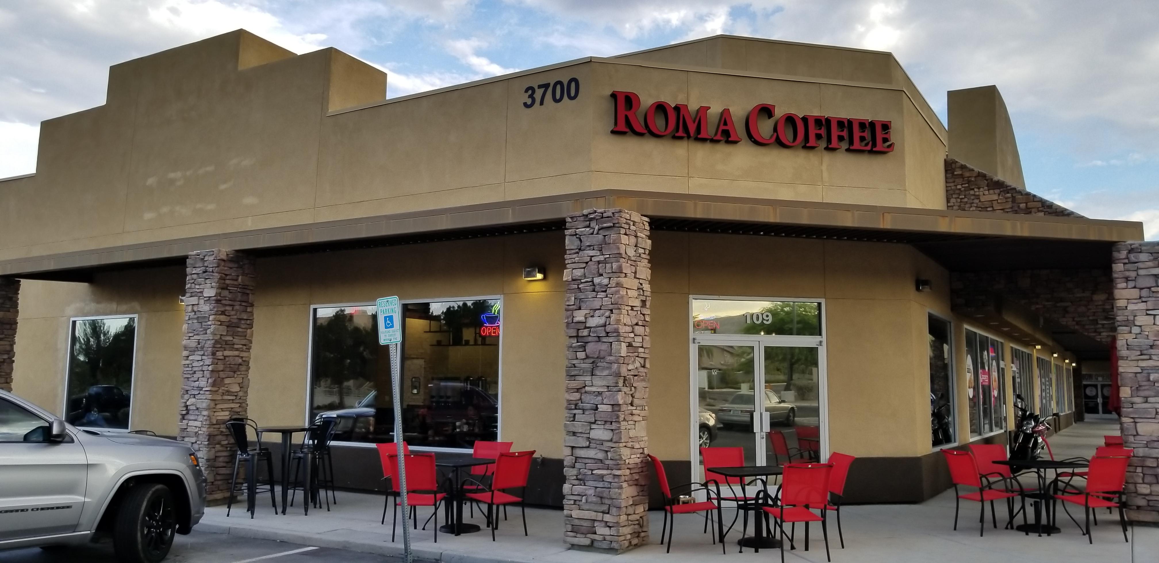 Roma Coffee