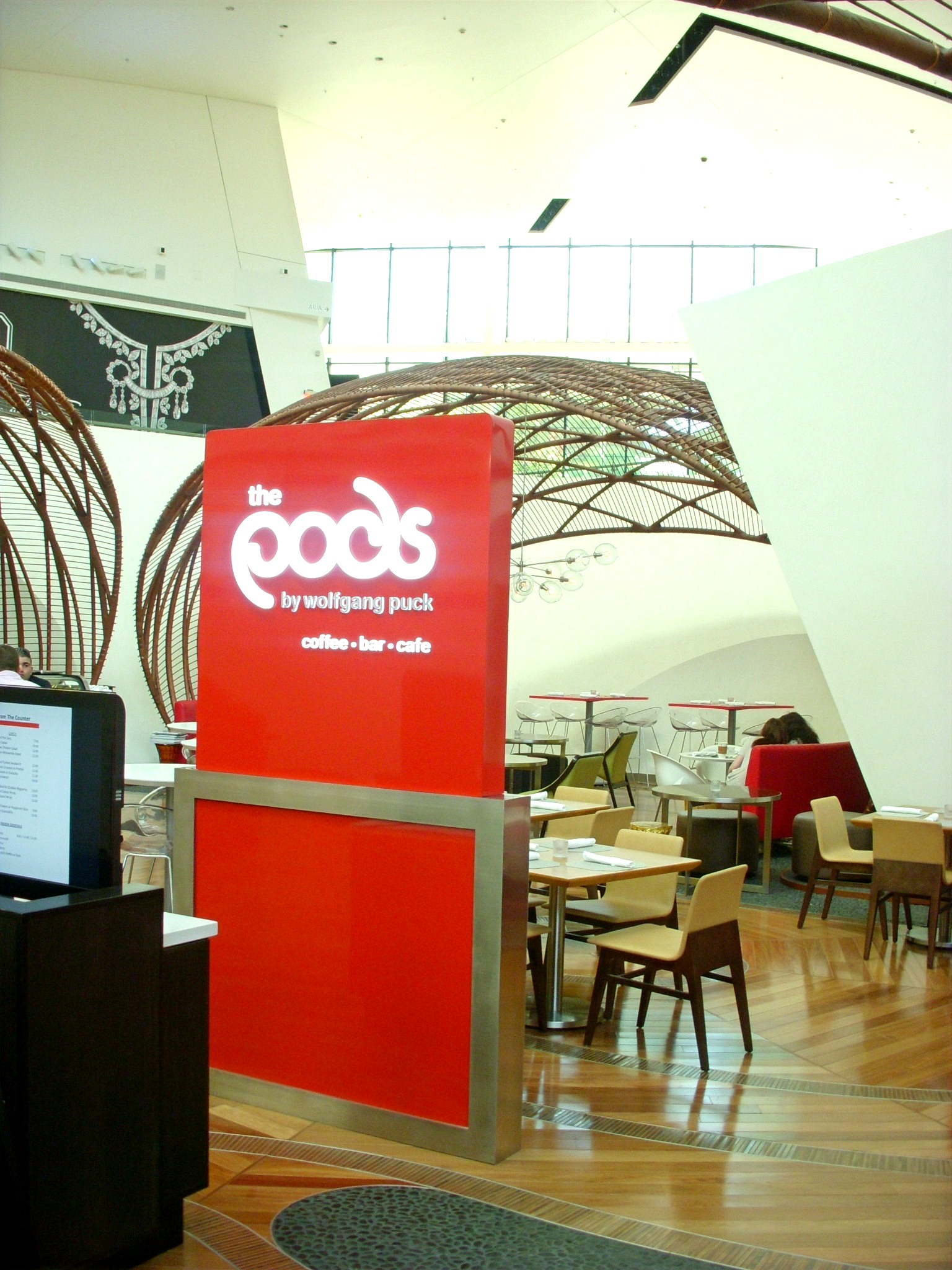 The Pods By Wolfgang Puck