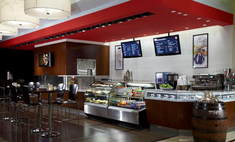 E-GO Cafe - Renaissance Hotel
