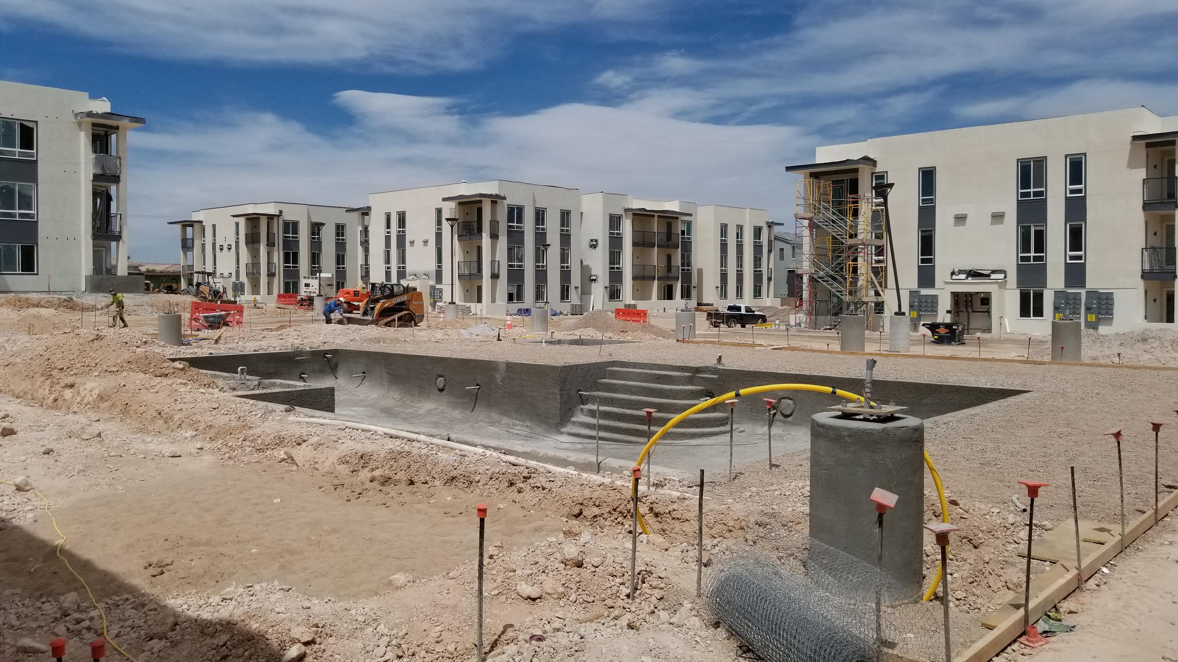Fort Apache - Las Vegas